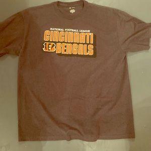 Cincinnati Bengals T-shirt.